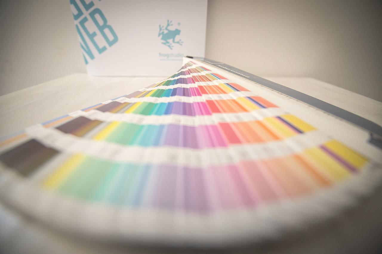 la frogstudio segue i passaggi stampa sia digitale che offset, serigrafica e tampografica